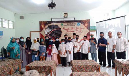 Santunan Anak Yatim di Tahun Baru Islam