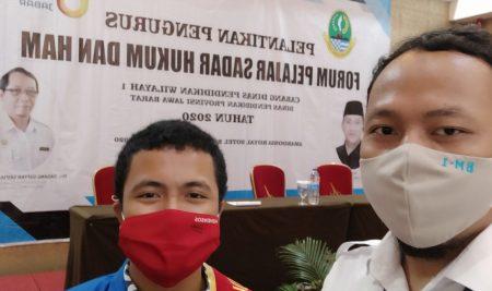 Pelantikan Duta HAM Kab. Bogor
