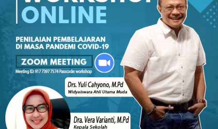 Workshop Online Penilaian